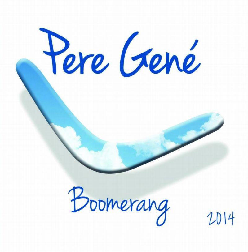 Portada del CD de Boomerang